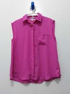 Cotton On Pink Sleeveless