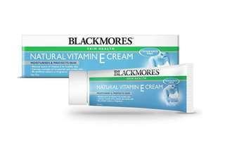 Blackmores維他命E霜Vitamin E Cream兩支包平郵