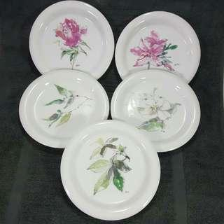Tamagawa Fruit plates collection
