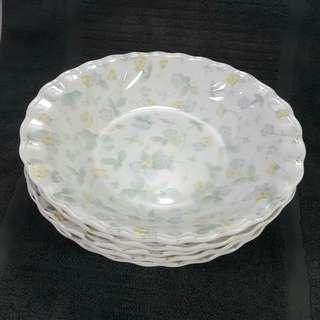 Janyo dinning plates for sell Brand new
