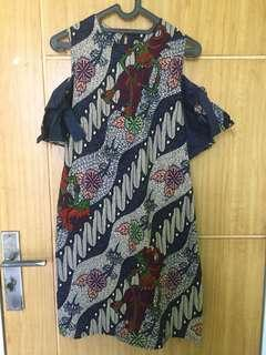 Batik Sabrina Dress