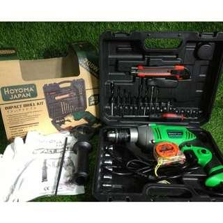 Impact Drill Kit 700W HTID-700Kit Electric Drill Pwoer Tools
