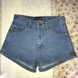 [NEW] PUNNY JEANS SHORTS