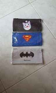 BNIB Super Hero Pencil case