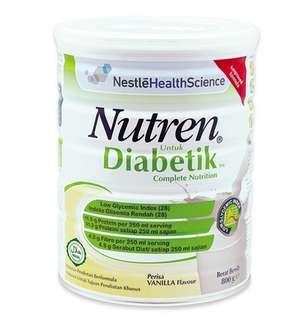 Nestle Nutren diabetik