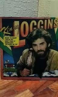 "Kenny Loggins ""High Adventure"" LP vinyl music record"