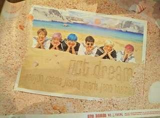 (Free Shipping) NCT DREAM 'We Young' The First Album Official Poster