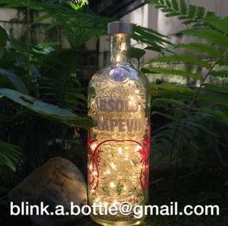 Absolut Grapevine LED Lamp