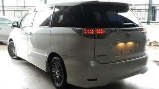 Toyota Estima 2.4 unreg