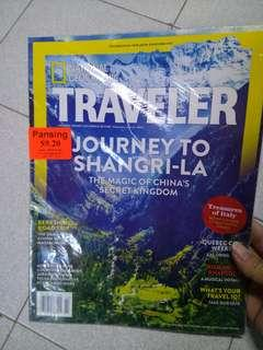 National Geographic Traveller 2014