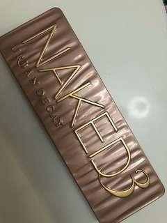 Authentic naked3