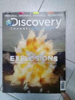 Discovery Channel Mag issue 1502