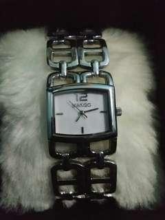 Authentic mango watch
