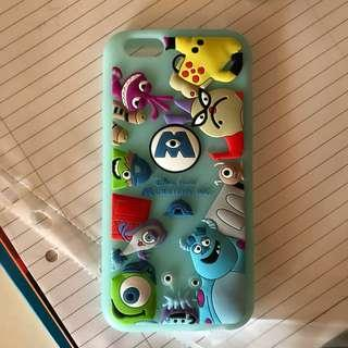 IPHONE 6/6S CASE 3D SILICON