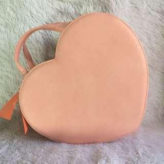 Heart Shape 3-Way Bag