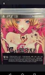 二手 PS3 catherine 凱瑟琳