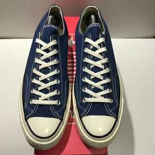 9933f9d0f3a1 CONVERSE 1970 CHUCK TAYLOR ALL STAR LOW CT70 CT70S 1970S US8.5