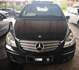 Mercedes Benz B170 1.7 AT