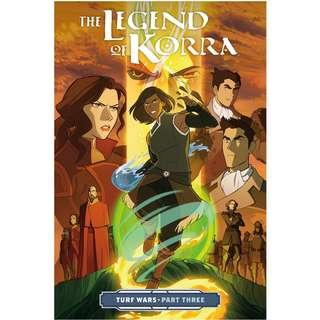 🚚 The Legend Of Korra: Turf Wars Part 3