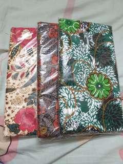 3x Batik New