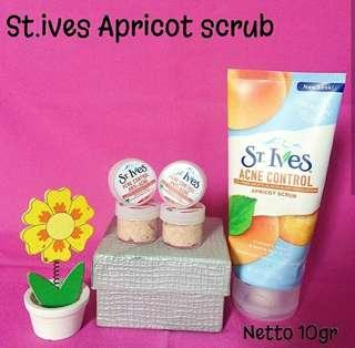 St.ives apricot scrup