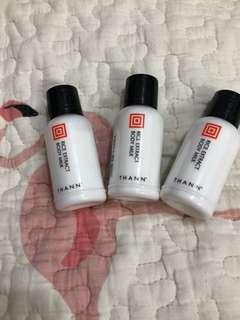 Thann Rice Extract Body Milk x3