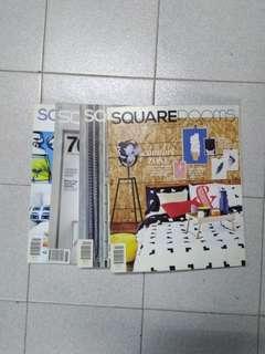Squarerooms 2014 - 2016
