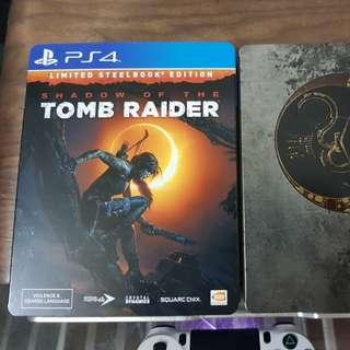 Shadow of the Tomb Raider [Limited Steelbook Version]