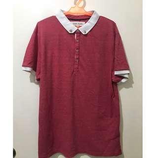 River Island Men's Polo Shirt