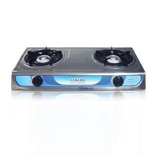 Repriced! Double Burner Gas Stove