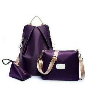 Fashion bag parasut import hk,good quality