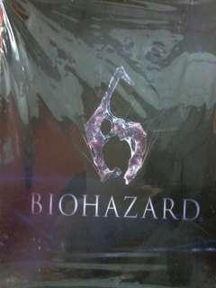 Biohazard  Jacket  長袖 Capcom 原裝正貨  限量版
