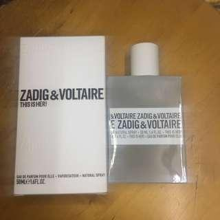 Zadig & Voltaire This is Her! EDP