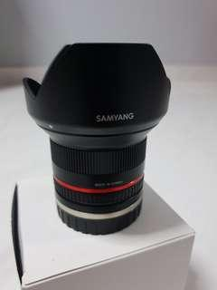 Samyang 12mm f2 for e-mount
