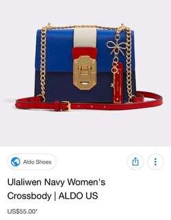 Aldo Ulilawen Cross Body and Hand Bag
