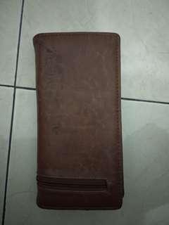 Dompet wanita coklat