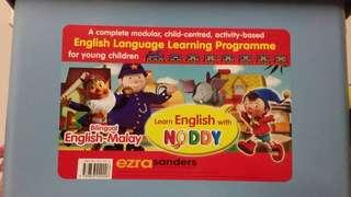 Learn English with Noddy