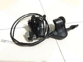 Shimano Deore Front Dee Shifter (M530) Urgent