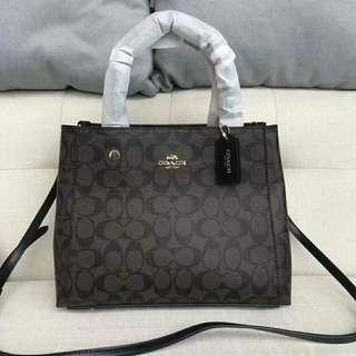 Coach Handbag with Sling