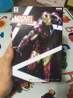 日版 Ironman 造型師模型Figure