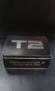 TERMINATOR 2 JUDGMENT DAY ( Bearbrick SIZE )