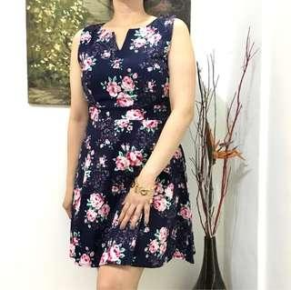 Floral dress #1