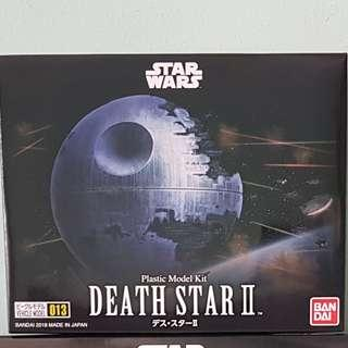 013 Vehicle Model Death Star II Bandai Star Wars