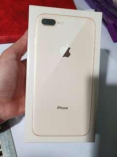 Brandnew Iphone 8plus Globe Locked