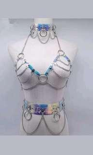 Holographic harness set