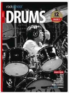RockSchool Drums Grade 5 *ALL 12 SONGS*