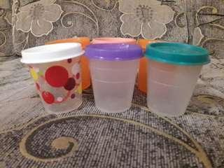 Original Tupperware mini containers