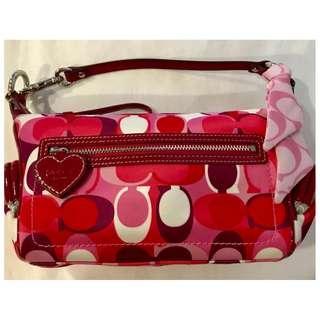 Coach limited edition Valentine bag