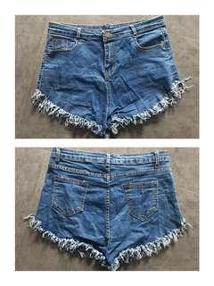 Highwaist Shorts Size 30