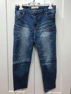 (New)Boy Friend Fit Jeans 牛仔褲